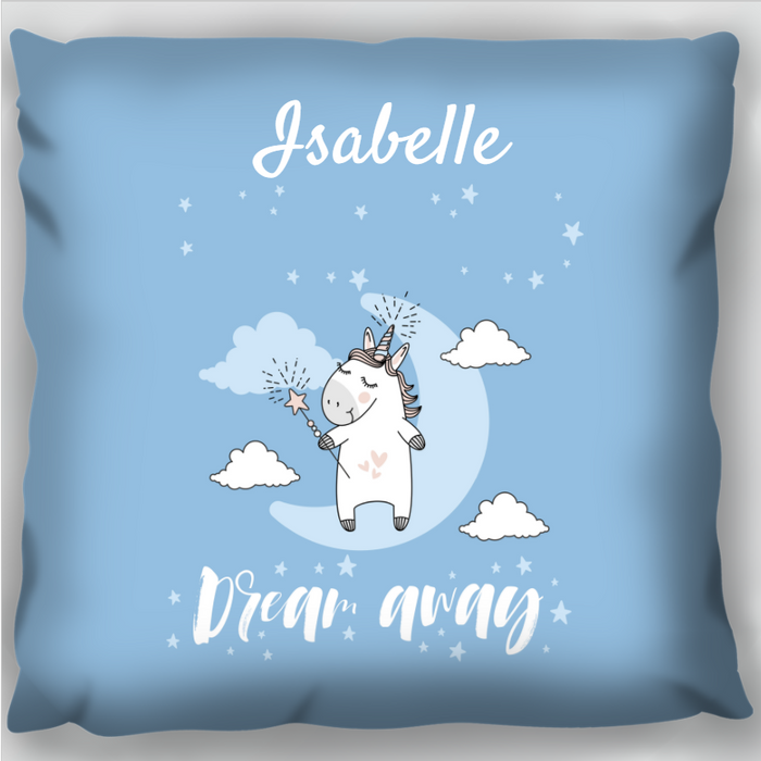 Dream Away Unicorn Cushion