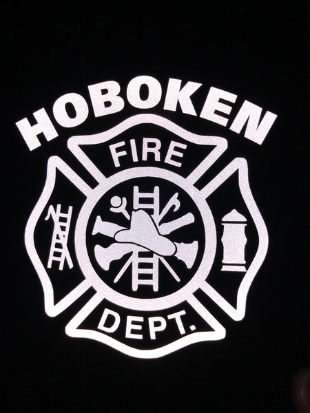 Custom Fire Department T-shirt