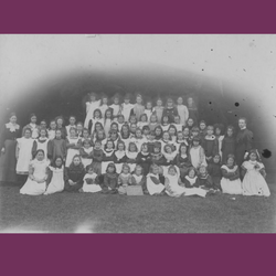 Group portrait, Taradale School
