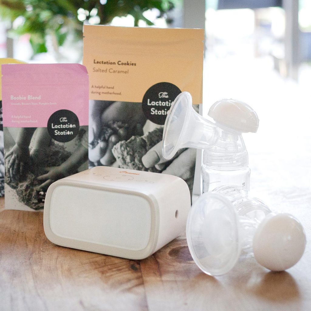 Crane Rechargeable Double Breast Pump