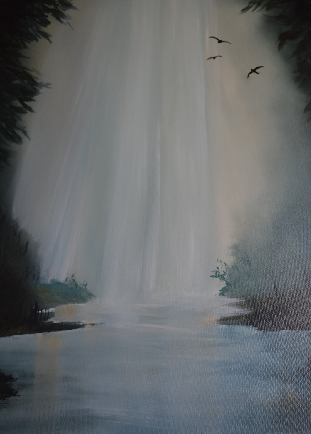 Enchanted Falls by Michelle Green