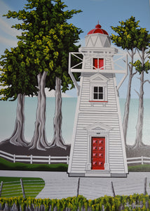 The Lighthouse by Lisa Jepson