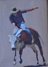Load image into Gallery viewer, Rodeo Man by John Gillies