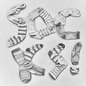 Socks by Amy Anderson