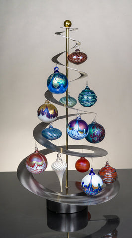 Spiral Ornament Tree