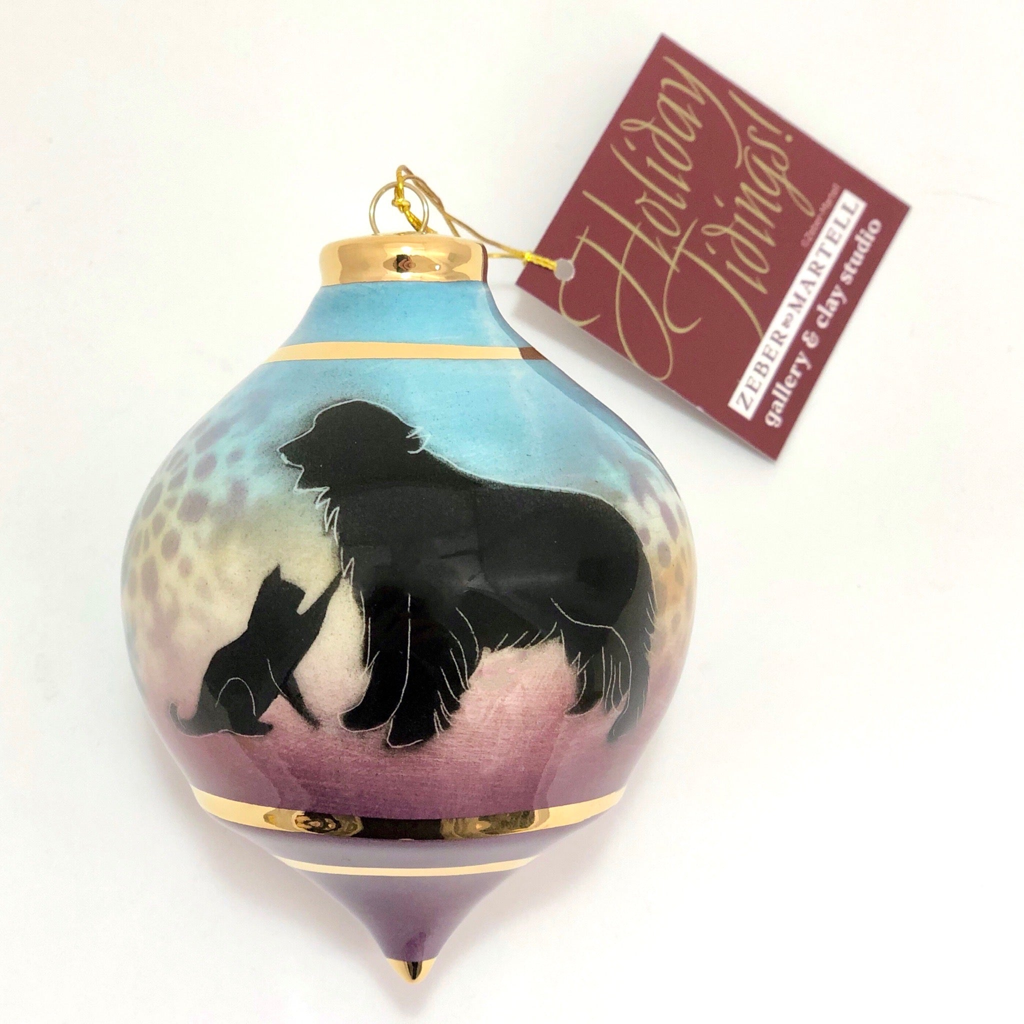 Bulb Ornament (Animal Lovers)