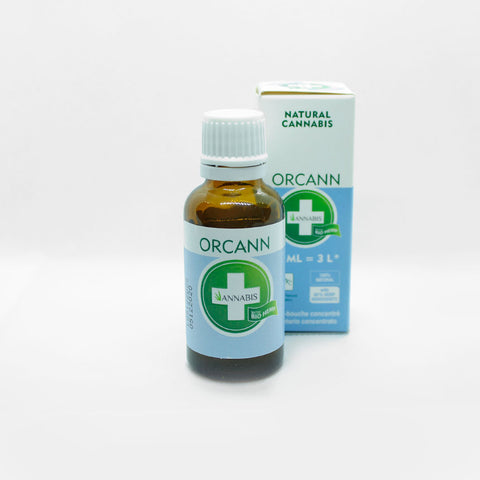 Enjuague bucal (Vegan) ORCANN Annabis (30ml) - Cbdariobarcelona.com