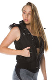 'Power Puff' Vest - Cassandra-Anne