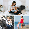 🔥🔥Free Shipping-- 2020 New Mummy Backpack Multifunction Travel Stroller Nappy Bag