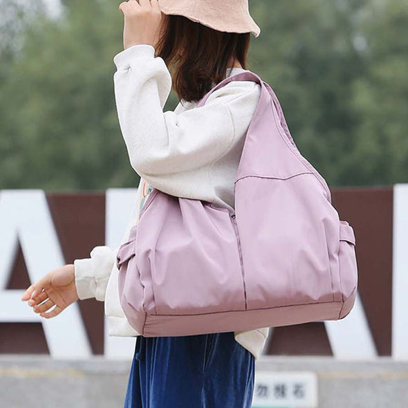 Multi-Functional Waterproof Handbags For Mommy/ Traveling/ Daily Use/ Gym