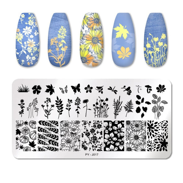 Recyclable Nail Stamper