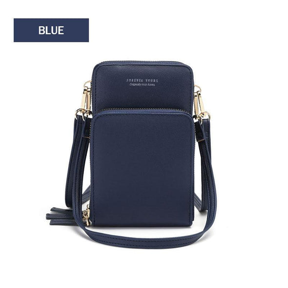 #2020 Updated Version# Touch Screen RFID Blocking Cellphone Purse (Get 20% Off for the 2nd One)