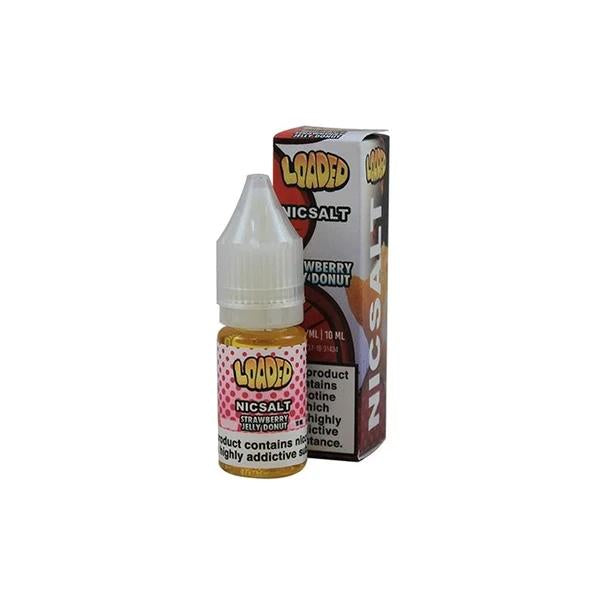 10mg Loaded Nic Salt 10ml (50VG/50PG)