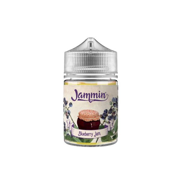 Jammin 0mg 50ml Shortfill E-Liquid (70VG/30PG)