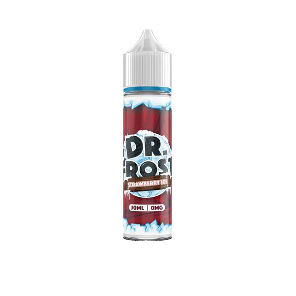 Dr Frost 0mg 50ml Shortfill (70VG/30PG)