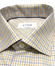 Load image into Gallery viewer, Eton Contemporary Multi Colored Plaid  Available in Two Colors