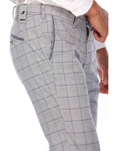 Load image into Gallery viewer, Mason's Cotton Plaid Pant  Available in Two Colors
