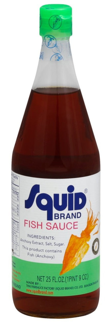 Squid - Fish Sauce - 25oz