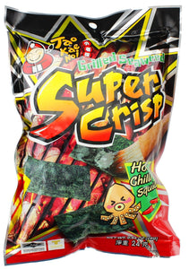 Tao Kae Noi-Grillrd Seaweed Hot Chilli Squid-24g
