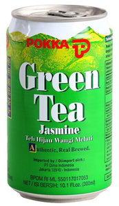 Pokka - Jasmine Green Tea - 300ml