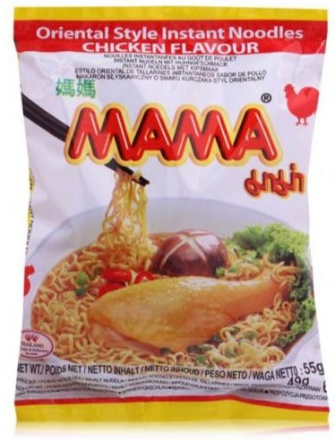 Mama - Noodles Instant Chicken - 1.94oz