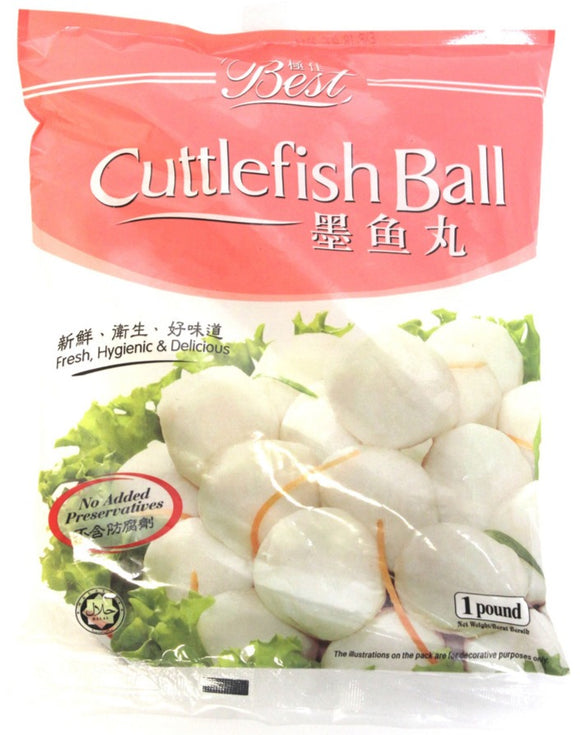 Best - CuttleFish Ball - 455g