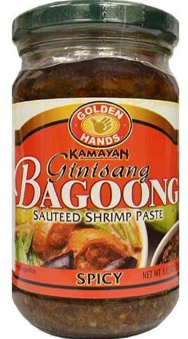 Golden Hands - Bagoond Spicy - 17.64oz