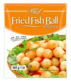 Best - Fried Fish Ball - 455g