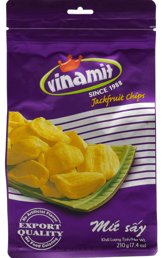 Vinamit - Jackfruit Chips - 7.4oz