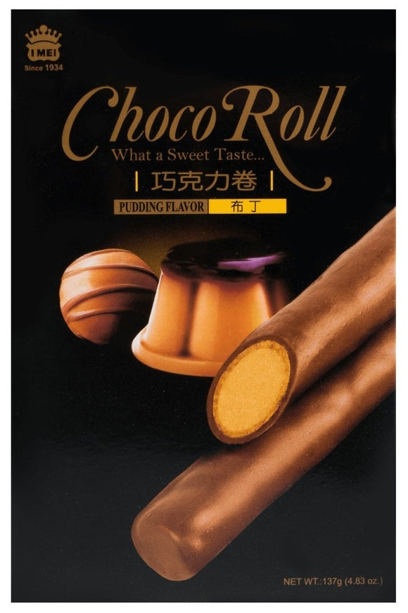 I Mei - Choco Roll Pudding Flavor - 4.83oz
