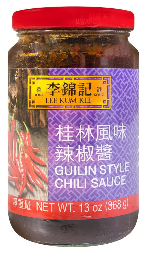 Lee Kum Kee - Guilin Style Chili Sauce - 13oz
