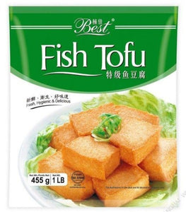 Best - Fish Toful - 455g