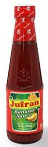 Jufran - Banana Hot Spicy Sauce - 19.76oz