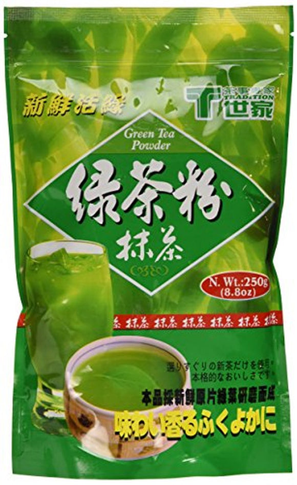 Tradition - Green Tea Powder - 8.8oz