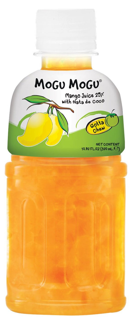 Mogu Mogu - Mango  Juice - 320ml