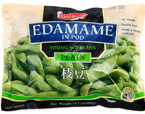 ShiraKiku - Edamame Shelled Young SoyBeans - Plain - 14.1oz