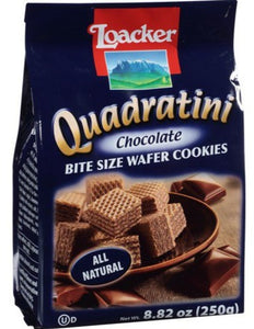loacker - Quadratini Chocolate - 8.82