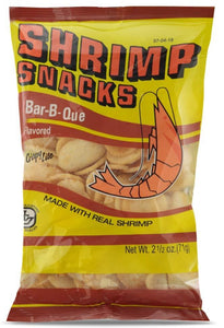Marco Polo Brand-Shrimp Chrips Barbeque-71g