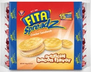 Monde M.Y. San Corporation - Fita Bacon Cracker - 13.22