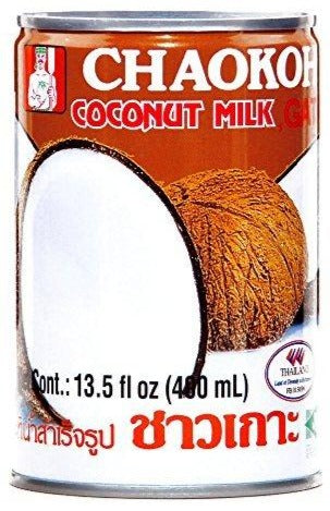 Chaokoh - Coconut Milk - 13.5oz