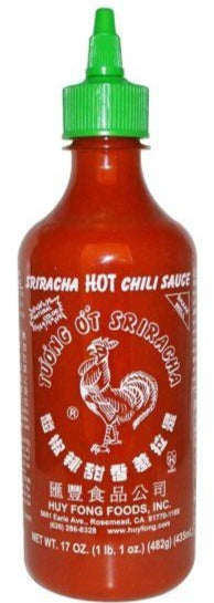 Huy Fong Foods - Sriracha Hot Chili Sauce - 17oz