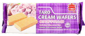 I Mei-Taro Cream Wafers- 200g