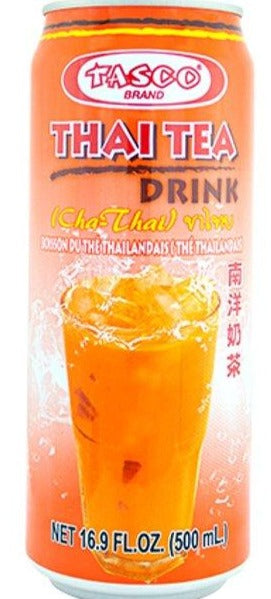 Tasco Brand - Thai Tea Drink - 500ml