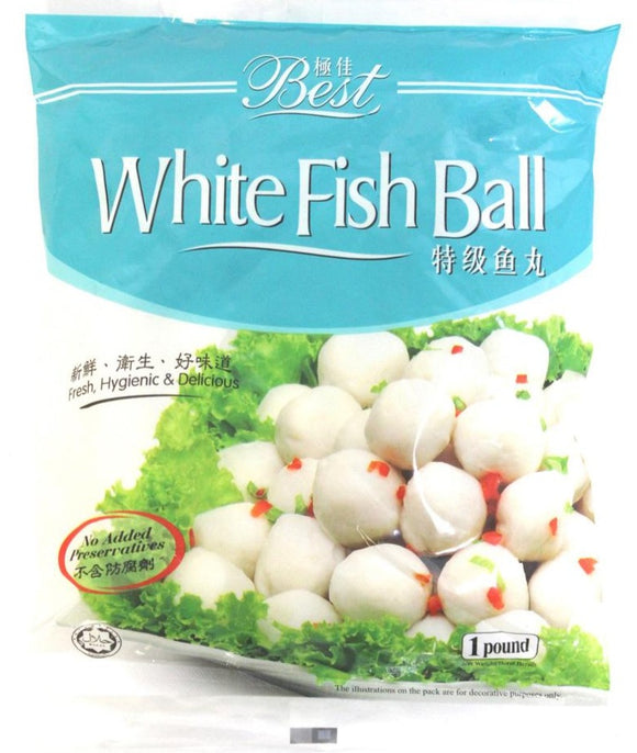 Best - White Fish Ball - 455g