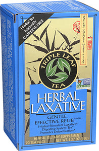 Triple Leaf - Herbal Laxative Tea - 20pks