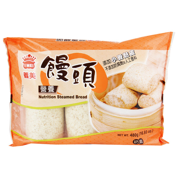 I Mei - Wheat Nutrition Steamed Bun - 480g
