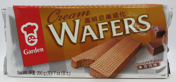 Garden-Chocolate Cream Wafers-200g