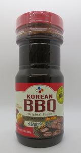 CJ - Korean BBQ Kalbi Sauce - 840g