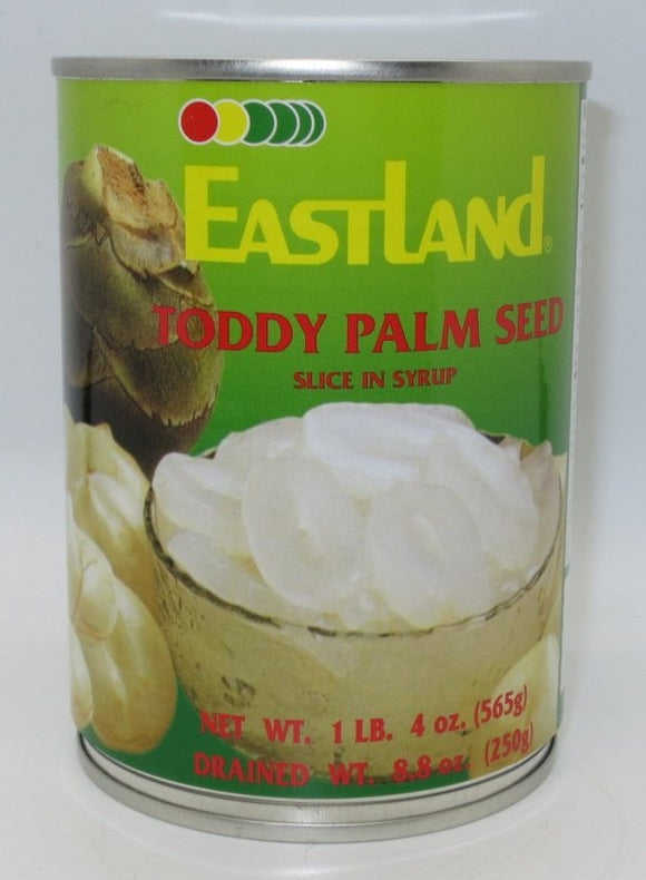 Eastland - Toddy Palm Seed Slice In Syrup - 8.8oz
