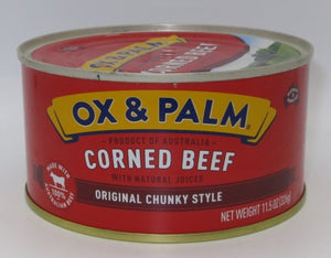 Ox & Palm - Corned Beef - 11.5oz